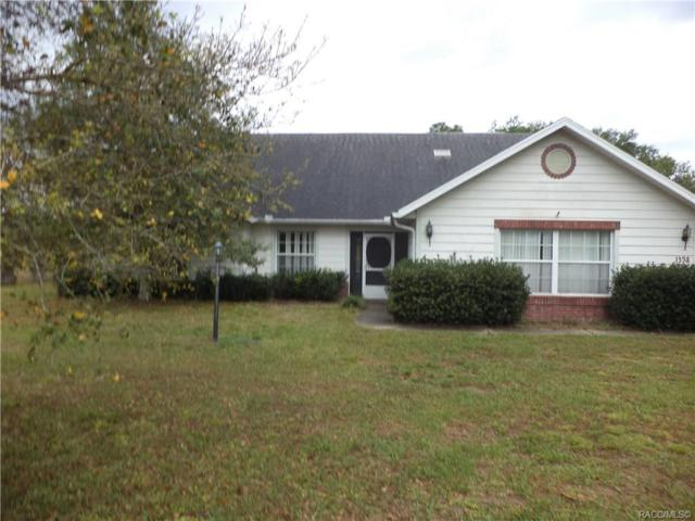 1398 E Triple Crown Loop, Hernando, FL 34442 (MLS #781979) :: Plantation Realty Inc.
