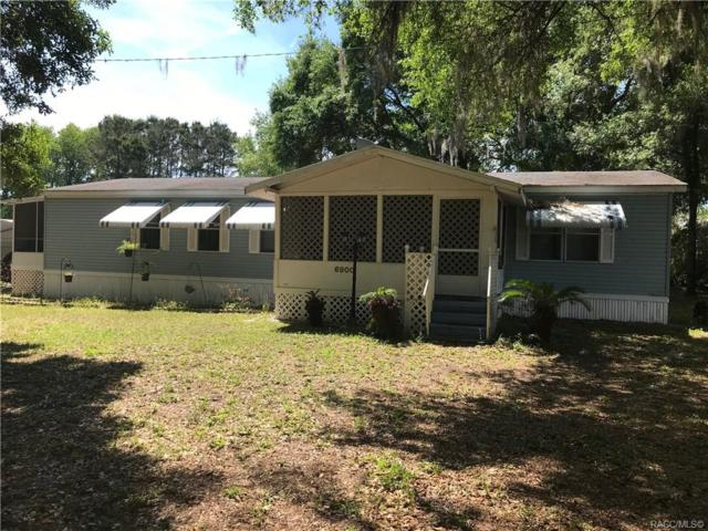 6900 W Riverbend Road, Dunnellon, FL 34433 (MLS #782042) :: Plantation Realty Inc.