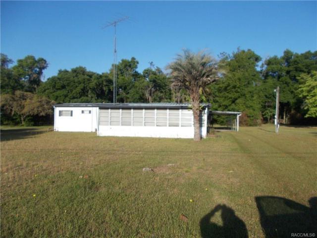 4610 N Winchester Terrace, Hernando, FL 34442 (MLS #782044) :: Pristine Properties