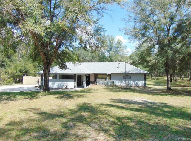 5371 N Highland Park Drive, Hernando, FL 34442 (MLS #782131) :: Plantation Realty Inc.