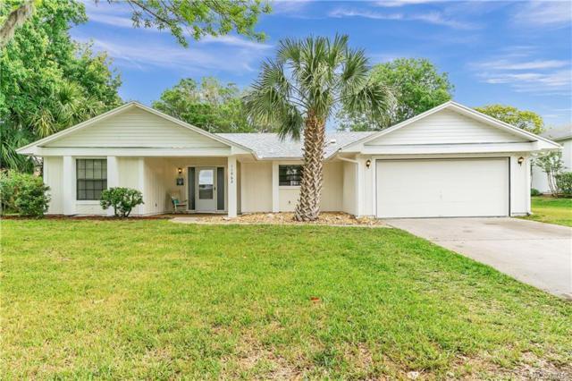 11962 W Riverhaven Drive, Homosassa, FL 34448 (MLS #782134) :: Plantation Realty Inc.