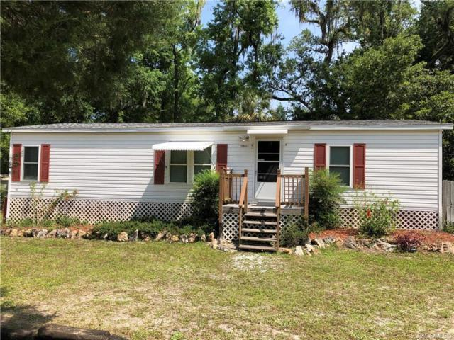 12555 E Trails End Road, Floral City, FL 34436 (MLS #782142) :: Plantation Realty Inc.