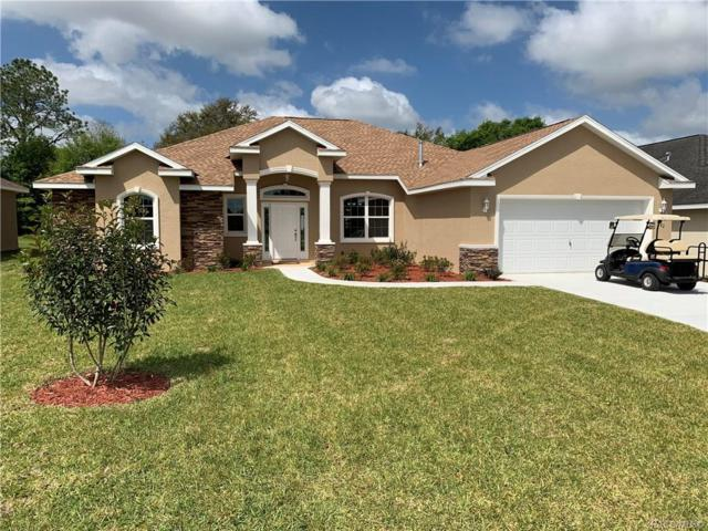 422 W Cobblestone Loop, Hernando, FL 34442 (MLS #782175) :: Plantation Realty Inc.