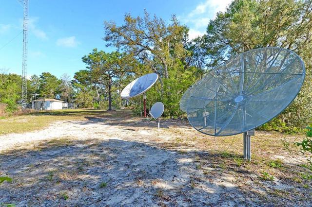 1450 N Knoll Road, Lecanto, FL 34461 (MLS #782176) :: Plantation Realty Inc.
