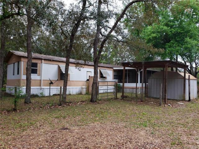 1629 W High Acres Street, Lecanto, FL 34461 (MLS #782182) :: Plantation Realty Inc.