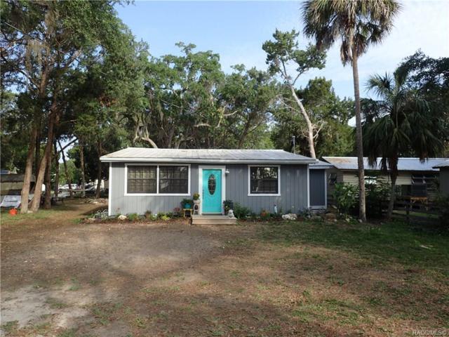 2296 S Waterman Drive, Crystal River, FL 34429 (MLS #782190) :: Pristine Properties