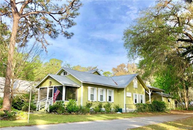6202 Riverside Drive, Yankeetown, FL 34498 (MLS #782266) :: Pristine Properties