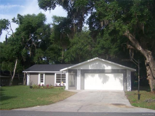1105 Woodcrest Avenue, Inverness, FL 34453 (MLS #782304) :: Plantation Realty Inc.