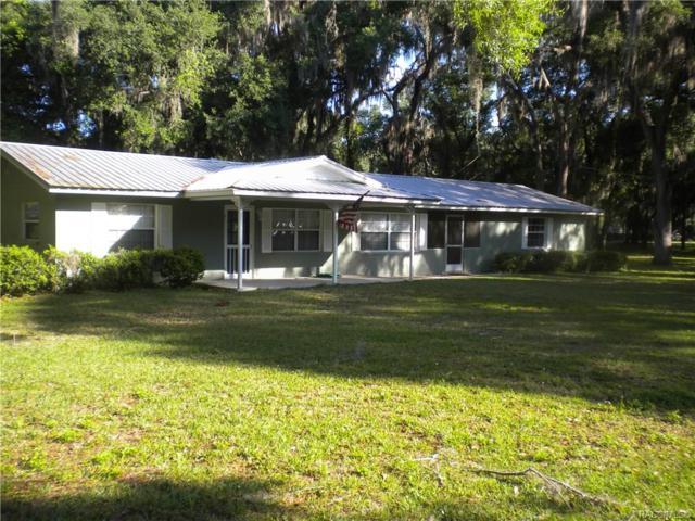 11550 SE 200th Circle, Inglis, FL 34449 (MLS #782306) :: Plantation Realty Inc.