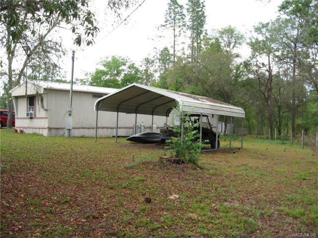 18545 SW 49 Place, Dunnellon, FL 34432 (MLS #782347) :: Plantation Realty Inc.