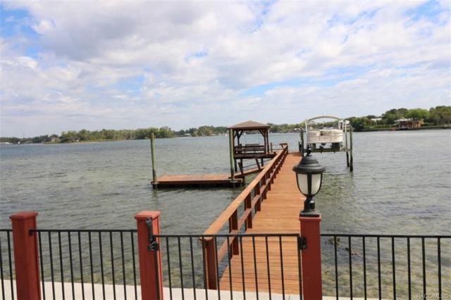 1095 N Crescent Drive, Crystal River, FL 34429 (MLS #782371) :: Plantation Realty Inc.