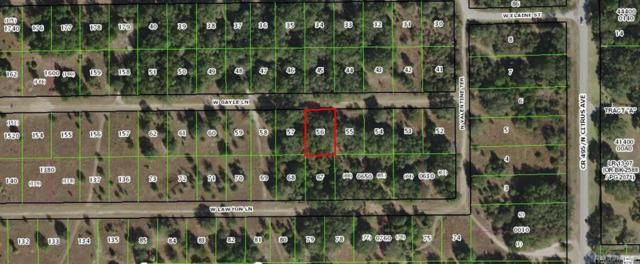 8160 W Gayle Lane, Crystal River, FL 34428 (MLS #782373) :: Plantation Realty Inc.