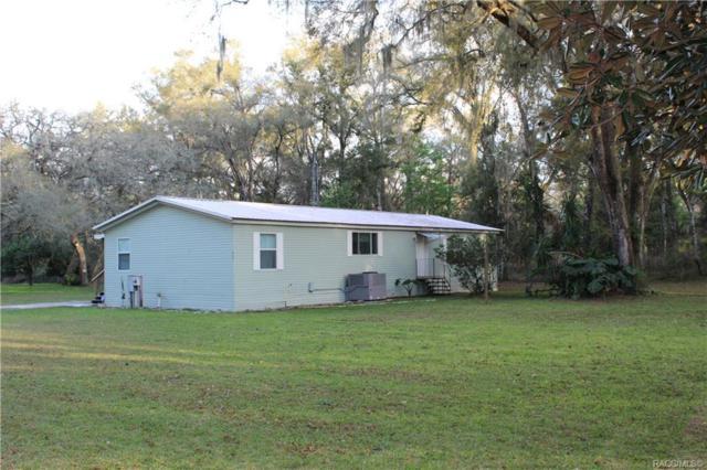 9526 E Lazy Oak Drive, Floral City, FL 34436 (MLS #782409) :: Plantation Realty Inc.