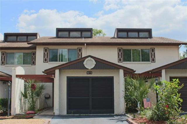63 Douglas Street #9, Homosassa, FL 34446 (MLS #782432) :: Plantation Realty Inc.