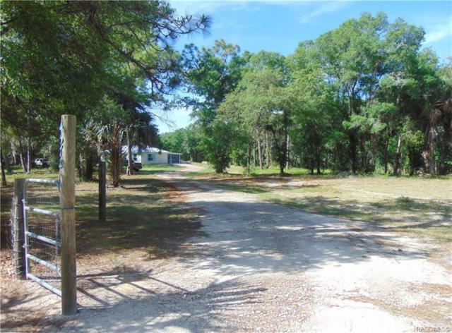 4578 N Tallahassee Road, Crystal River, FL 34428 (MLS #782433) :: Plantation Realty Inc.