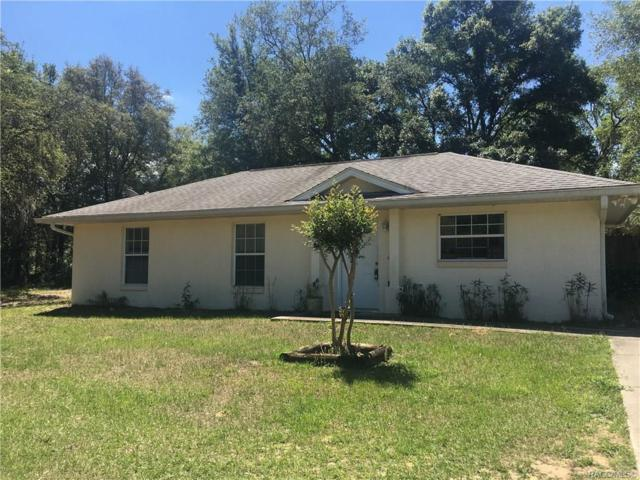 2809 Harrison Street W, Inverness, FL 34453 (MLS #782441) :: Plantation Realty Inc.