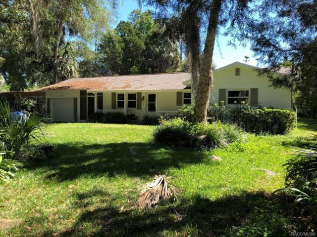 17 Palm Drive, Yankeetown, FL 34498 (MLS #782493) :: Plantation Realty Inc.