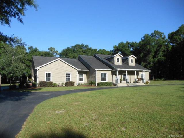 3675 S Placid Avenue, Inverness, FL 34452 (MLS #782523) :: Pristine Properties