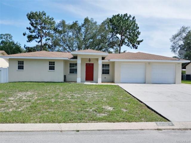 1503 Whittier Street, Inverness, FL 34450 (MLS #782553) :: Plantation Realty Inc.