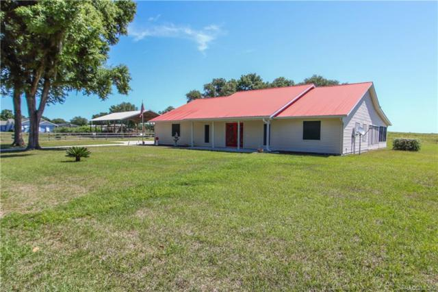 1227 SW Ivy Place, Dunnellon, FL 34431 (MLS #782570) :: Pristine Properties