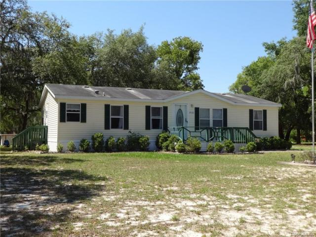 8120 E Sunray Lane, Floral City, FL 34436 (MLS #782584) :: Pristine Properties
