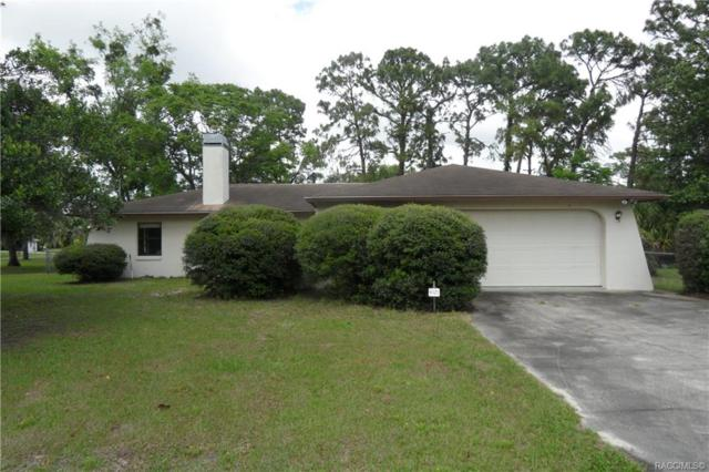 6121 W Grover Cleveland Boulevard #6, Homosassa, FL 34446 (MLS #782609) :: Plantation Realty Inc.
