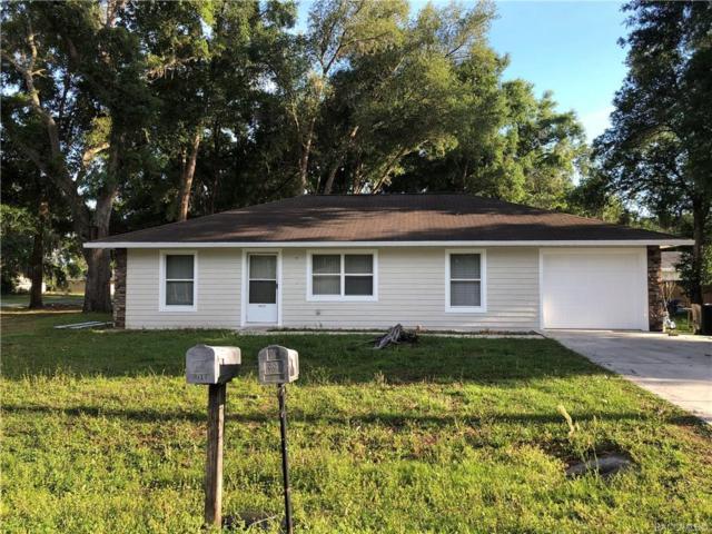 4132 E Allendale Street, Inverness, FL 34453 (MLS #782658) :: Plantation Realty Inc.