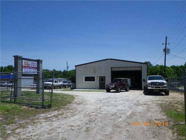 6659 N Carl G Rose Highway, Hernando, FL 34442 (MLS #782694) :: Pristine Properties