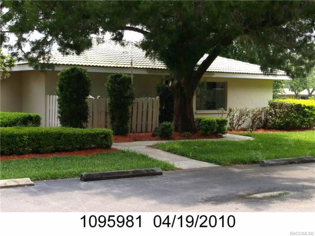 1299 N Seagull Point, Crystal River, FL 34429 (MLS #782832) :: Plantation Realty Inc.