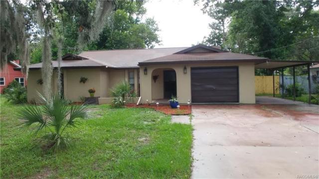 1149 N Van Nortwick Road, Lecanto, FL 34461 (MLS #782884) :: Plantation Realty Inc.