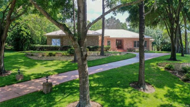 3192 W Pebble Beach Court, Lecanto, FL 34461 (MLS #782908) :: Pristine Properties