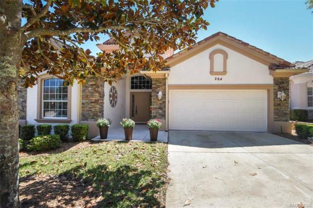264 W Doerr Path, Hernando, FL 34442 (MLS #782993) :: Pristine Properties