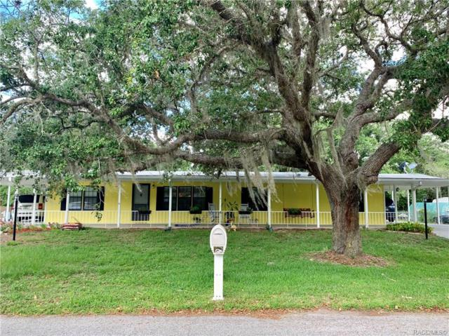 3116 S Buckley Point, Inverness, FL 34450 (MLS #782994) :: Pristine Properties