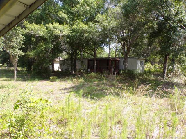 8771 W Orangetree Street, Crystal River, FL 34428 (MLS #783022) :: Pristine Properties