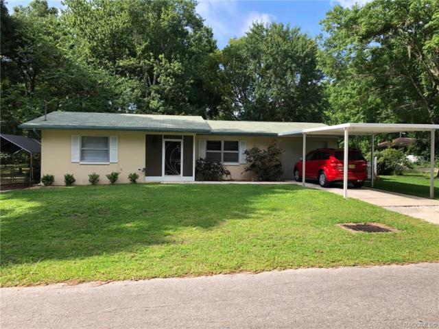6310 E Tremont Street, Inverness, FL 34452 (MLS #783041) :: Pristine Properties