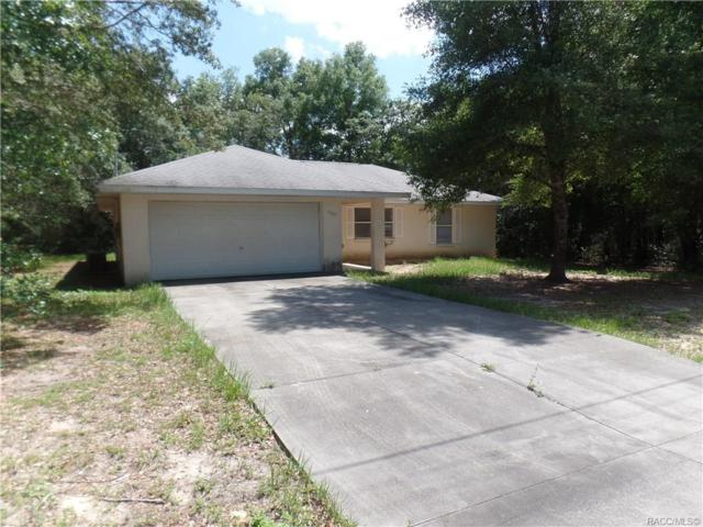 3262 E Pierce Street, Inverness, FL 34453 (MLS #783054) :: Pristine Properties