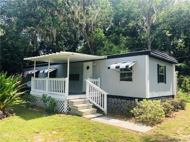 6401 W Beaumont Lane, Homosassa, FL 34448 (MLS #783079) :: Pristine Properties
