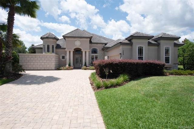 1440 N Ridge Meadow Path, Hernando, FL 34442 (MLS #783091) :: Plantation Realty Inc.