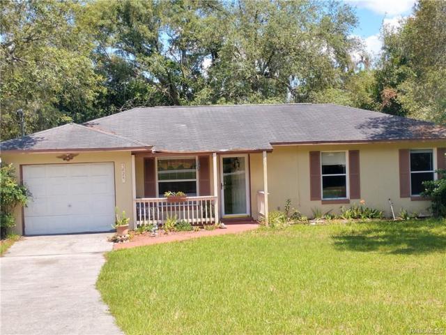 7824 E Savannah Drive, Floral City, FL 34436 (MLS #783093) :: Plantation Realty Inc.