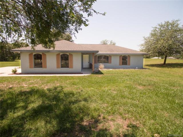 702 E Dunbar Lane, Hernando, FL 34442 (MLS #783115) :: Pristine Properties