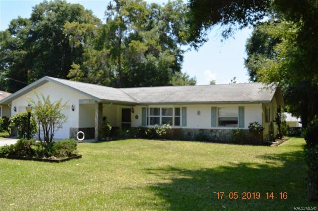 307 Iris Lane, Inverness, FL 34452 (MLS #783141) :: Pristine Properties