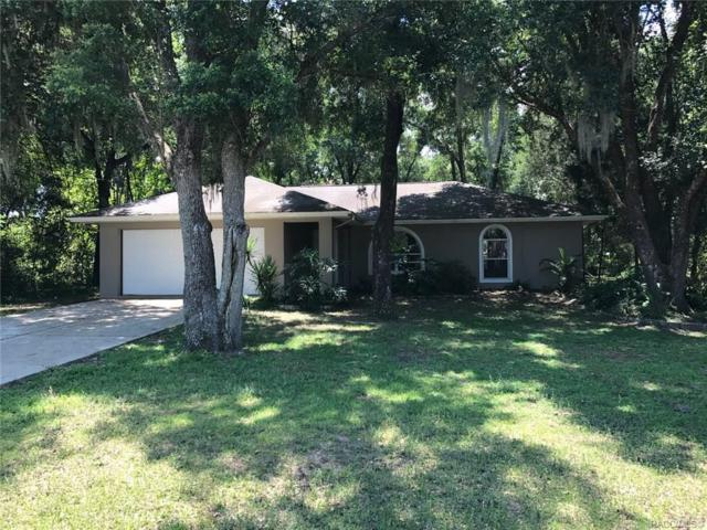 3772 E Perry Street, Inverness, FL 34453 (MLS #783159) :: Pristine Properties
