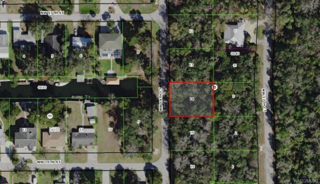 xx NW 18th Court, Crystal River, FL 34429 (MLS #783170) :: Plantation Realty Inc.