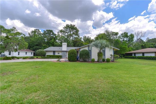 60 Sycamore Circle, Homosassa, FL 34446 (MLS #783196) :: Plantation Realty Inc.