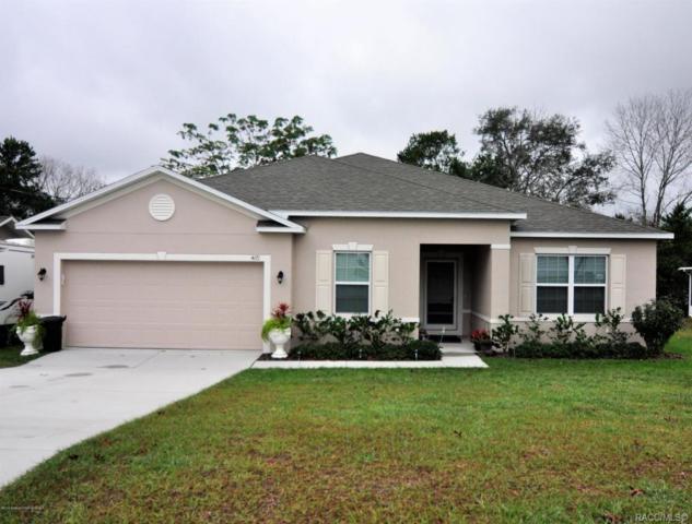 4171 Augustine Road, Spring Hill, FL 34609 (MLS #783200) :: Plantation Realty Inc.