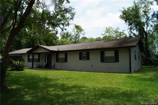 1 Silver Lane Course, Ocala, FL 34429 (MLS #783204) :: Plantation Realty Inc.