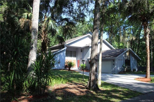 4010 S Blue River Cove, Homosassa, FL 34448 (MLS #783236) :: Plantation Realty Inc.