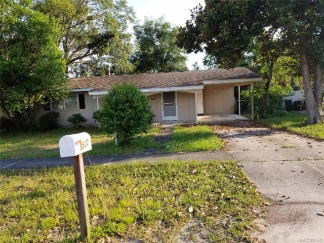 9500 N Davy Way, Citrus Springs, FL 34434 (MLS #783242) :: Plantation Realty Inc.