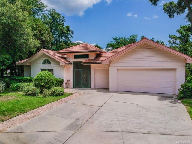 2924 W Crooked Stick Court, Lecanto, FL 34461 (MLS #783262) :: Pristine Properties