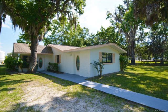640 NE 6th Street, Crystal River, FL 34428 (MLS #783263) :: Plantation Realty Inc.